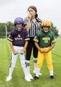 Women's Plus Size Referee Shirt Alt 1