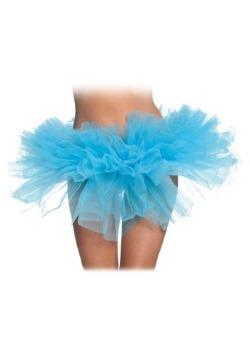 Tutú azul para mujer