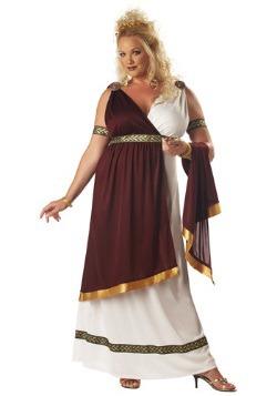 Disfraz Emperatriz romana talla extra