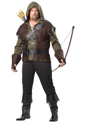 Disfraz de Robin Hood talla extra