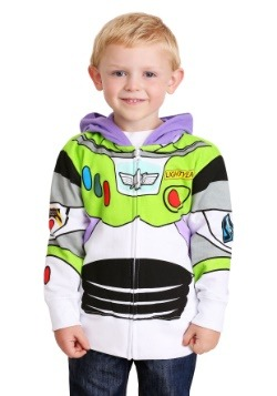 Toddler Toy Story Buzz Lightyear sudadera con capucha