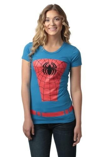 Sudadera de mujer con cinturón Spider-Man