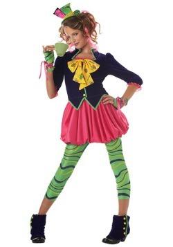 Disfraz Miss Mad Hatter tween
