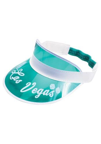 Visera verde de Las Vegas