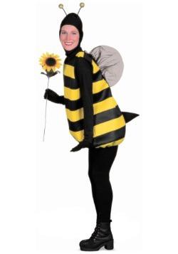 Frente de vestuario de talla grande Bumble Bee