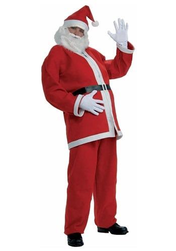 Frente de disfraces Simply Santa Simply Size