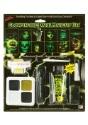 Kit de maquillaje que brilla en la oscuridad