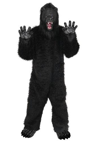 Disfraz de oso pardo para adulto