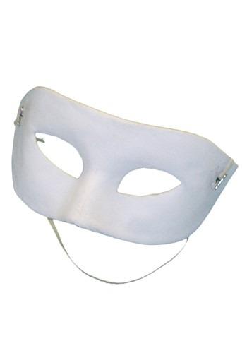 Antifaz ojos en blanco