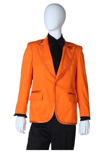 Abrigo de esmoquin naranja