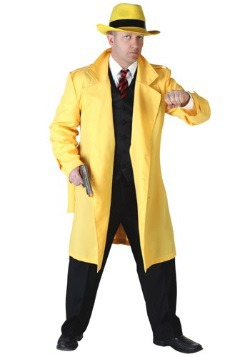 Yellow Jacket Detective Disfraz