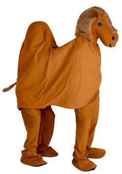 Disfraz de camello para dos personas