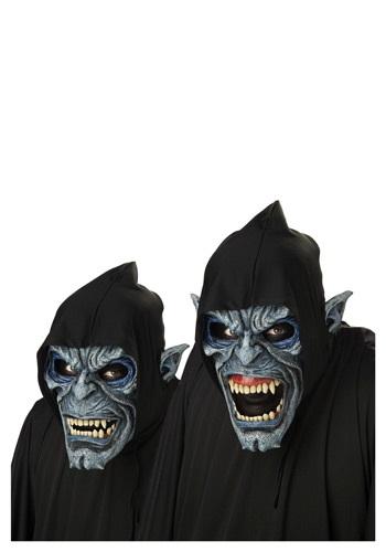 Máscara de demonio nocturno