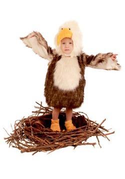 Disfraz de águila calva infantil
