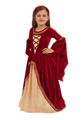 Disfraz de Alessandra la princesa Carmesí