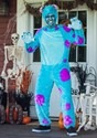 Plus Size Sulley Costume Alt 10
