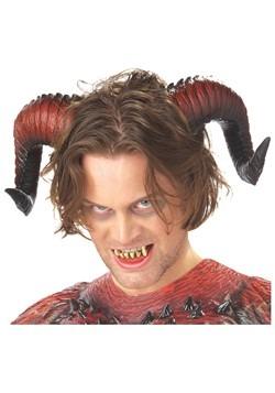 Cuernos y dientes de diablo