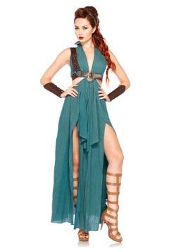 Disfraz de doncella guerrera
