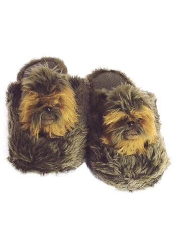 Zapatillas de Chewbacca