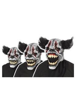 Máscara de payaso última risa