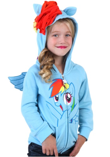 Sudadera de Rainbow Joy de My Little Pony para niños