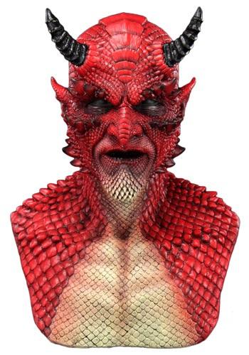 Máscara roja de Belial el demonio