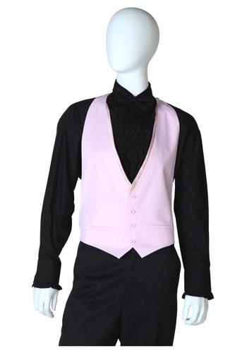 Chaleco de esmoquin rosa