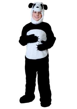 Disfraz de panda infantil
