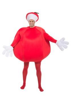 Disfraz de manzana para adulto