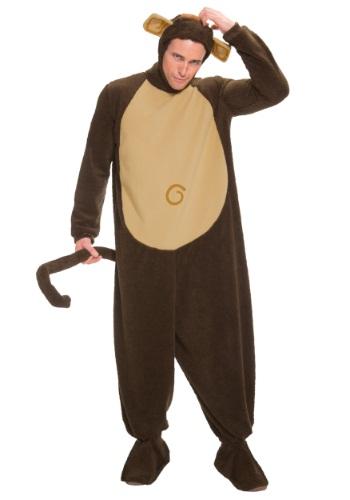 Disfraz de Mono talla extra