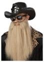 Barba de hombre bien vestido