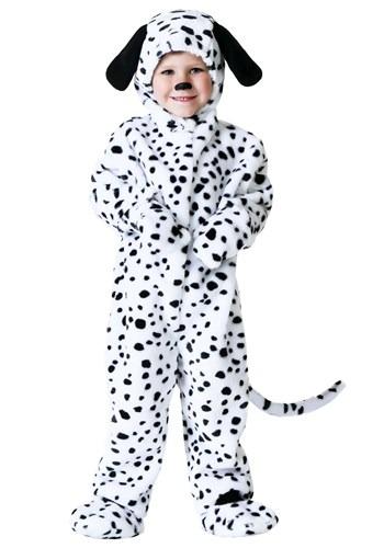Disfraz de dálmata para niños pequeños