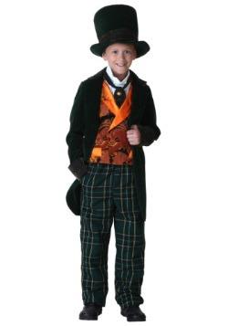Disfraz infantil deluxe de Sombrerero Loco