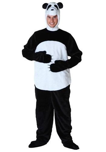 Disfraz de panda para hombre
