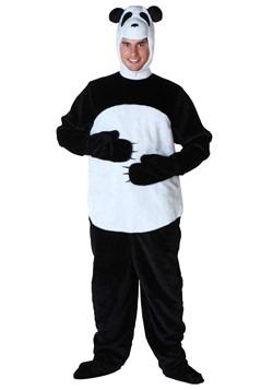 Disfraz de panda talla extra