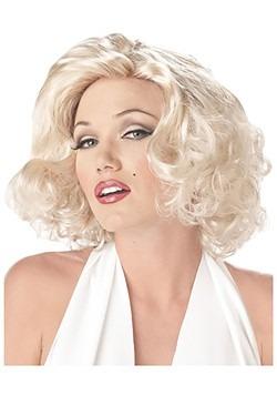 Peluca de Marilyn