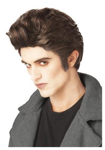 Peluca de vampiro moderno