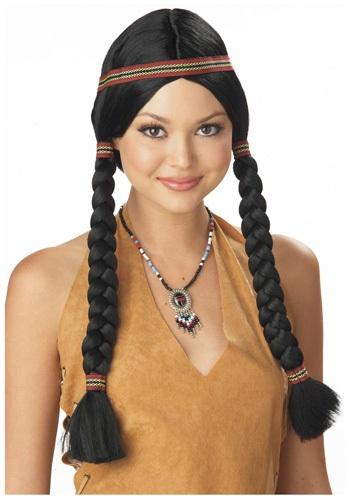 Peluca India Maiden