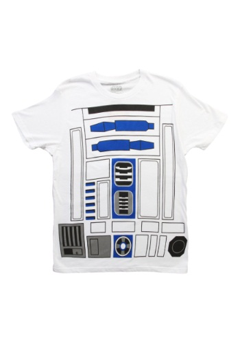 Camiseta de traje R2D2