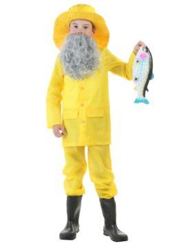 Disfraz infantil de pescador