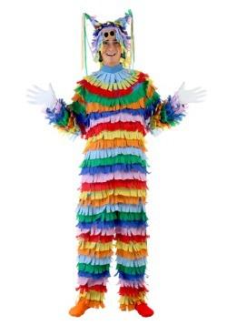 Disfraz de piñata para adulto