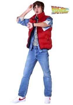 Regreso al futuro disfraz de Marty McFly