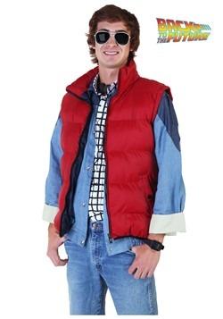 Chaleco de Marty McFly de Volver al futuro