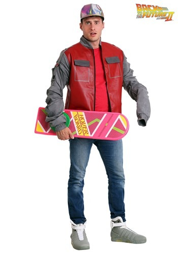 Volver al futuro Marty McFly Jacket