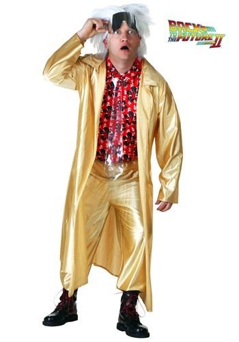 Regreso al futuro 2015 Disfraz de Doc Brown