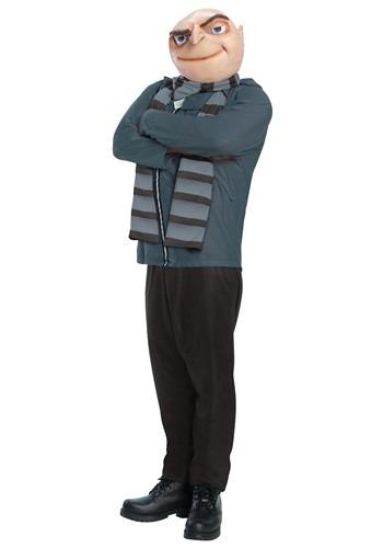 Disfraz de Gru para adulto