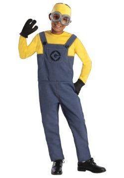 Disfraz de Dave Minion para niño