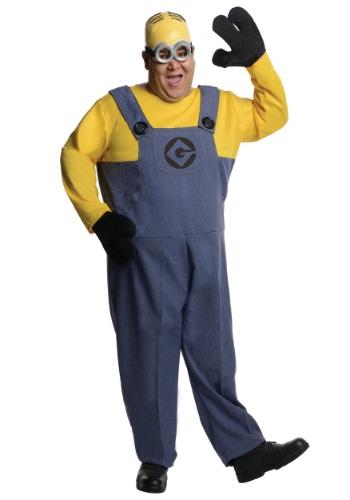 Disfraz de Minion Dave talla extra