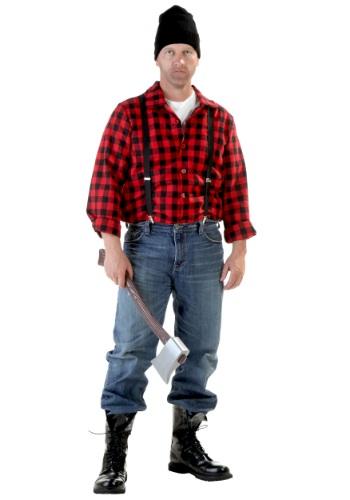 Disfraz de leñador para adulto
