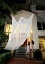 Fantasma colgante espeluznante